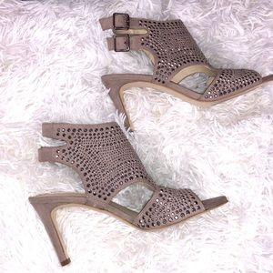 Inc International concept open toe heels